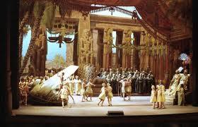 Aida en el Liceo (2º reparto)