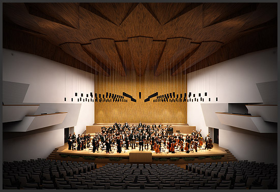 Delnon and Nagano lead the Hamburg State Opera and Philharmonic Orchestra from 2015