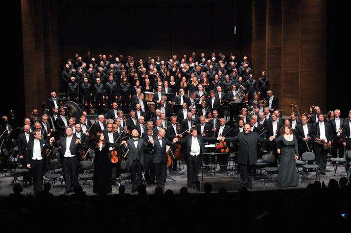 Concierto Schönbrunn. Filarmónica de Viena. Welser-Möst