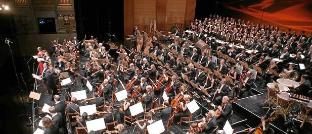 MOSES UND ARON (A. SCHÖNBERG). Teatro Real de Madrid