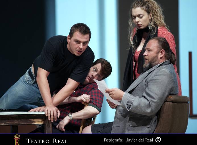 WERTHER (J. MASSENET)   Teatro Campoamor de Oviedo