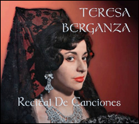 Berganza: recital de canciones. Vocación musical.***