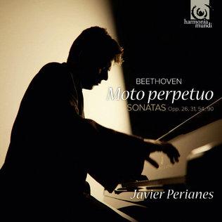 Javier Perianes: Moto perpetuo. Harmonia Mundi