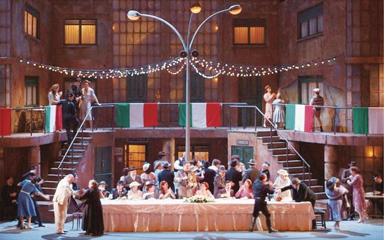 L'ELISIR D'AMORE (G. DONIZETTI)  Gran Teatre  del Liceu de Barcelona