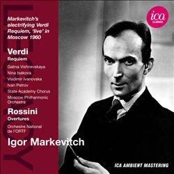 Verdi Requiem por Markevitch.