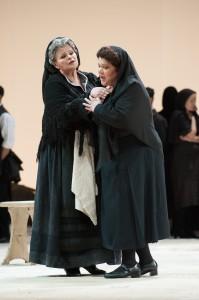 NABUCCO (G. VERDI). Teatro alla Scala de Milán