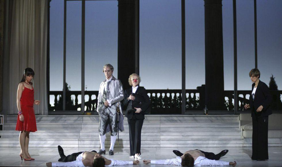 LES TROYENS (H. BERLIOZ). Deutsche Oper de Berlín