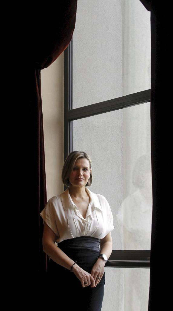 Entrevista a Ainhoa Arteta