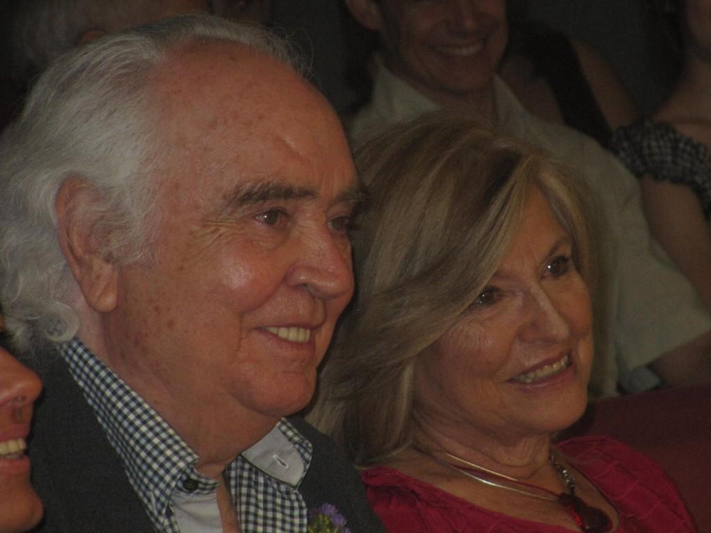 Garcia Abril con Aurea