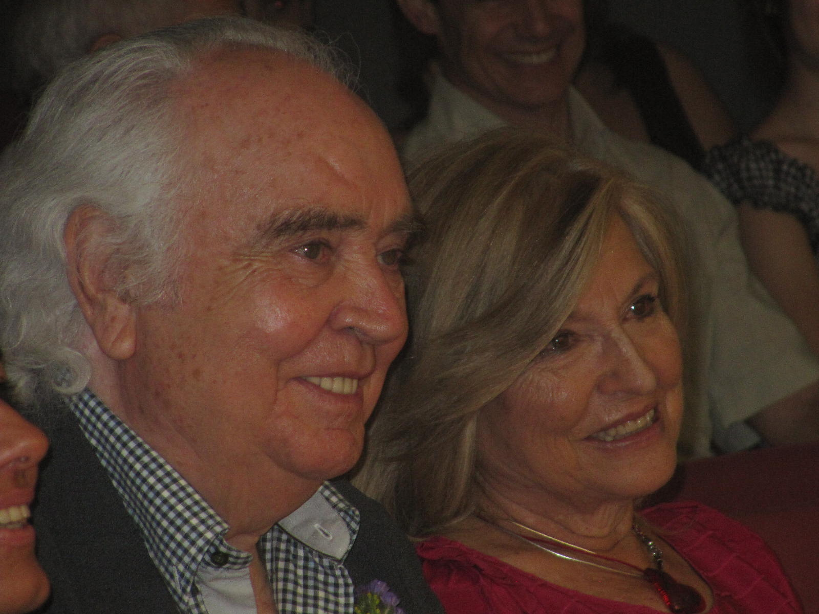 Fallece Aurea Ruiz, esposa de García Abril