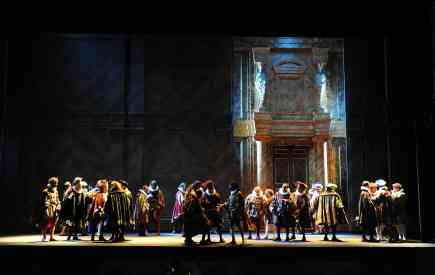 Abucheo en el Auditorio Nacional a un estreno