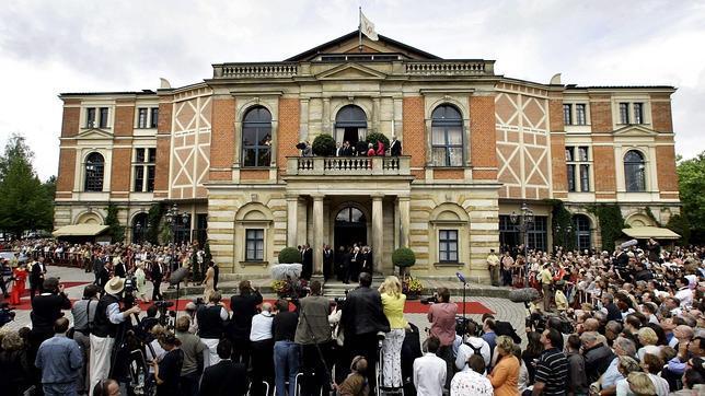 Oferta: 2 entradas para la Tetralogía en Bayreuth