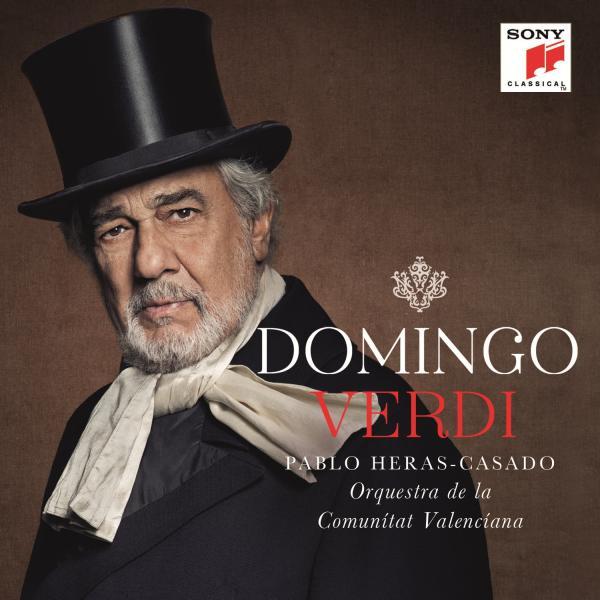 Domingo: Verdi. Sony