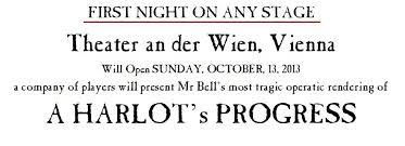 CRÍTICA: 'A Harlot's Progress' en Viena