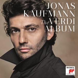 Jonas Kaufmann: Verdi. Sony