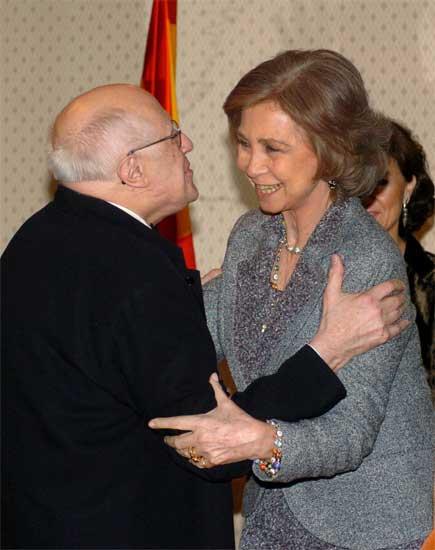 Doña Sofía, melómana apasionada