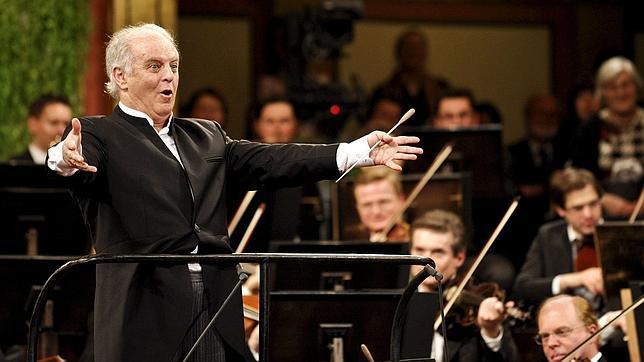 NOTA DE PRENSA: 'Barenboim dirigirá el Concierto de Año Nuevo'