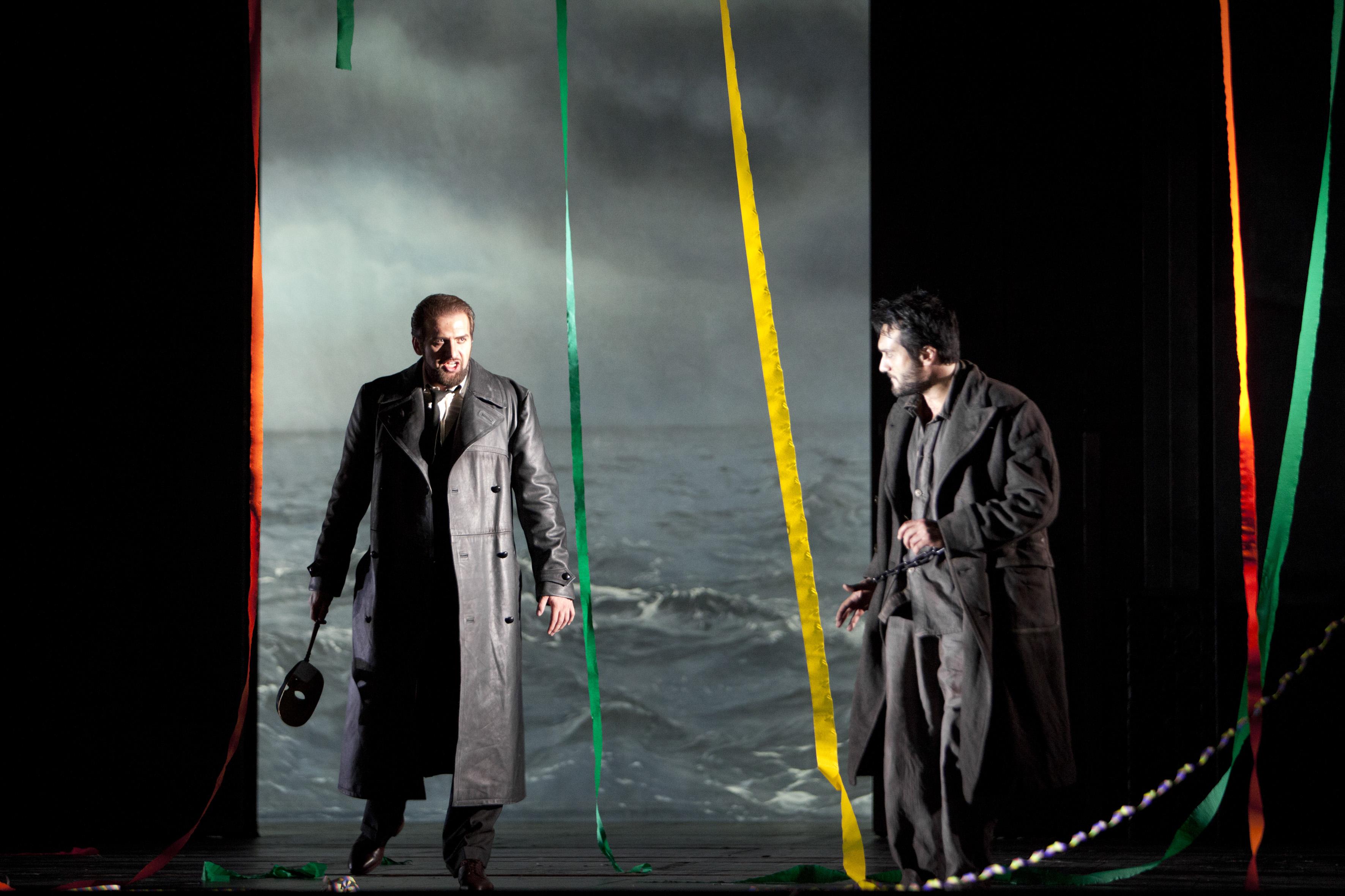CRÍTICA: 'I due foscari' (Staatsoper de Hamburgo, 16/11/2013)