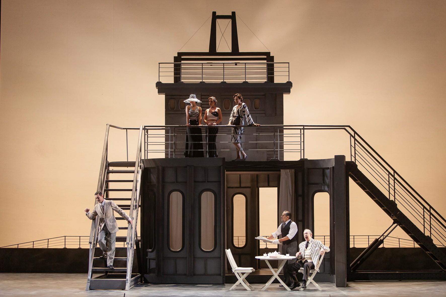 Crítica: DON PASQUALE (G.DONIZETTI)  Teatro Campoamor de Oviedo