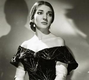 Maria Callas (La Traviata)