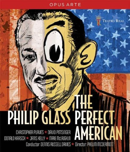 Glass: The perfect american. Opus Arte