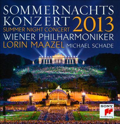 Sommernachts Konzert 2013. Maazel y Filarmónica de Viena. SONNY