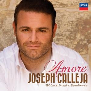 JOSEPH CALLEJA: Amore. Decca