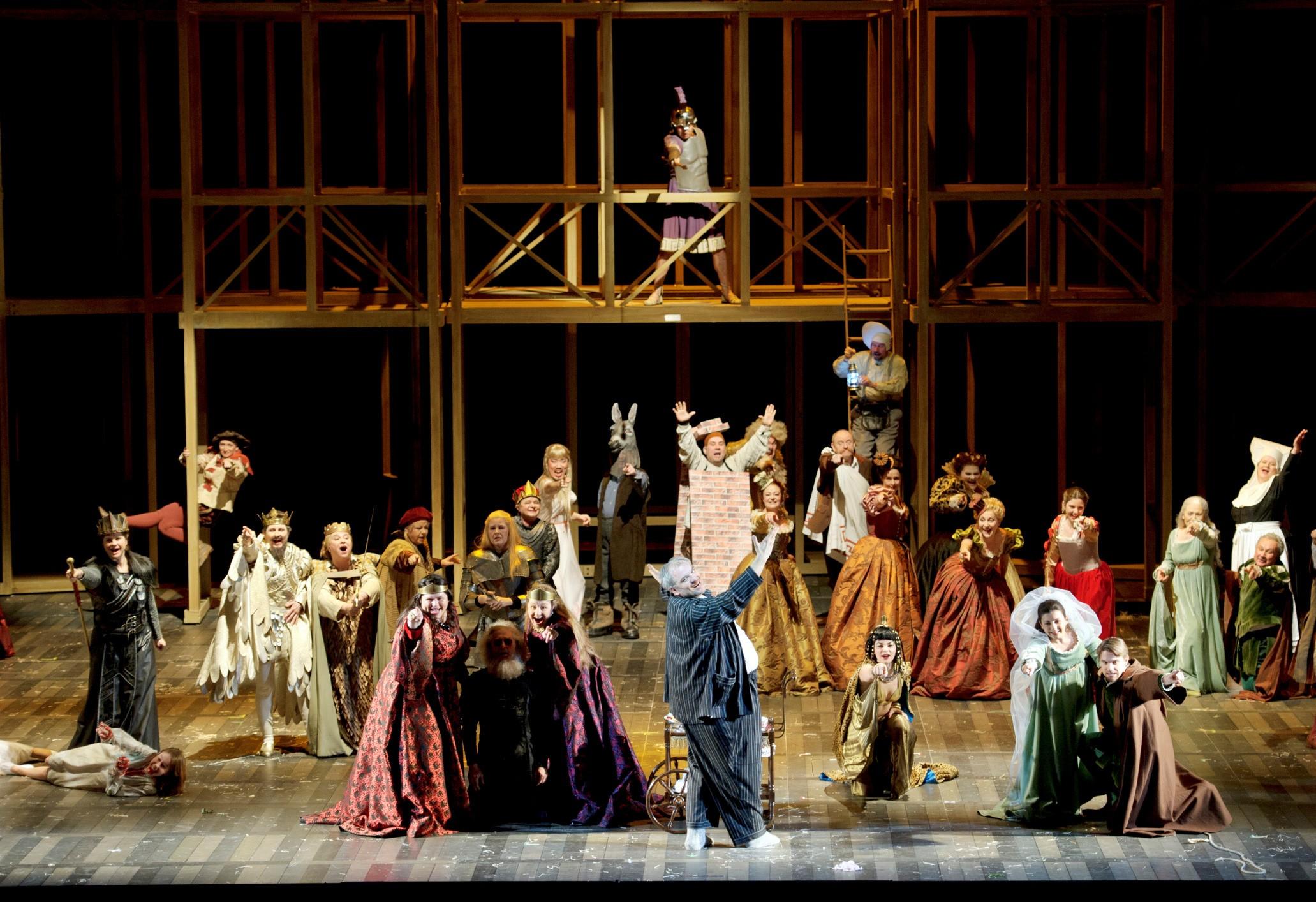 Edgar:Puccini existe antes de Manón Lescaut