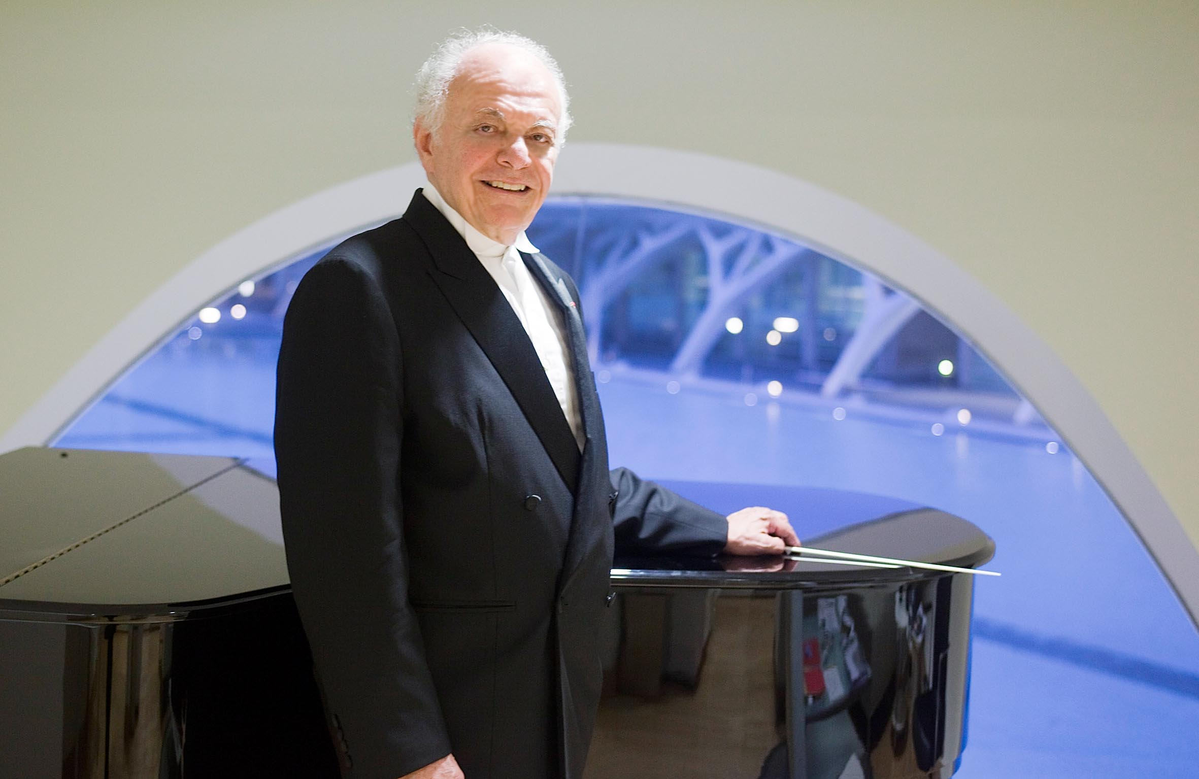 Interview with Lorin Maazel: 50 years conducting the Philharmonia