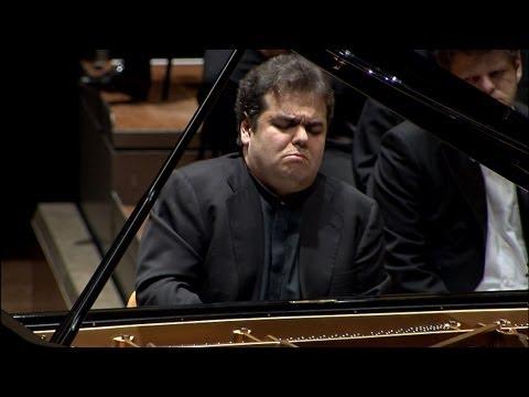 Crítica: Volodos, Celibidache al piano