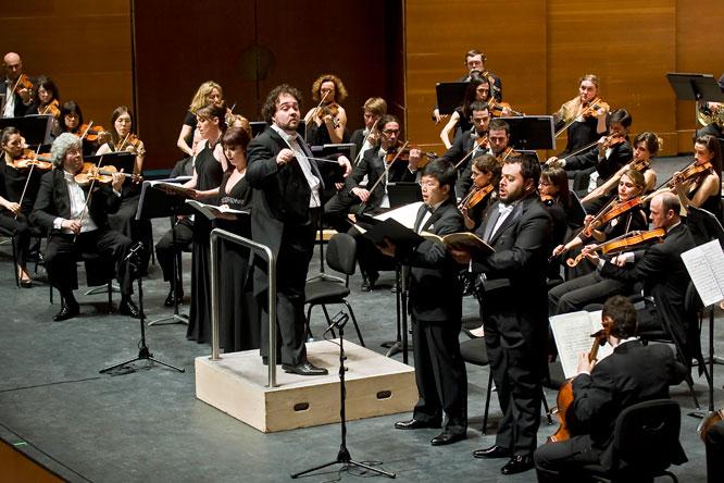 NOTA DE PRENSA: El ciclo 'Recitales en la Plaza de Oriente' comienza el 14 de febrero en el Auditorio Sony
