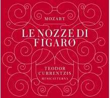 Mozart: Bodas de Fígaro. Currentzis. Sony