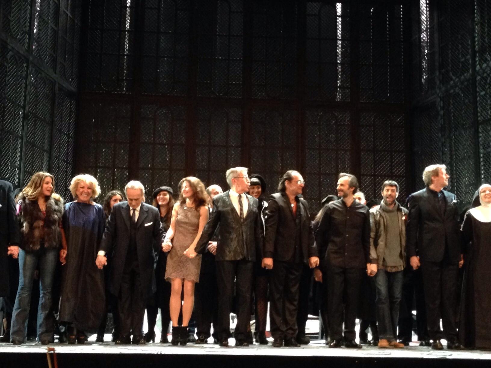 El Juez, una ópera a la medida de Carreras