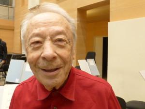 Alberto Zedda, la juventud hecha música