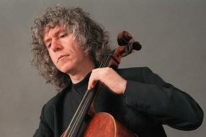 El violonchelista Steven Isserlis