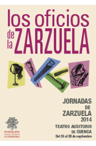 jornadas zarzuela Fundacion Guerrero