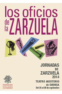 Publicada la programación de las Jornadas de la Zarzuela 2014