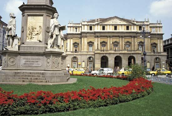 Programación del Teatro alla Scala