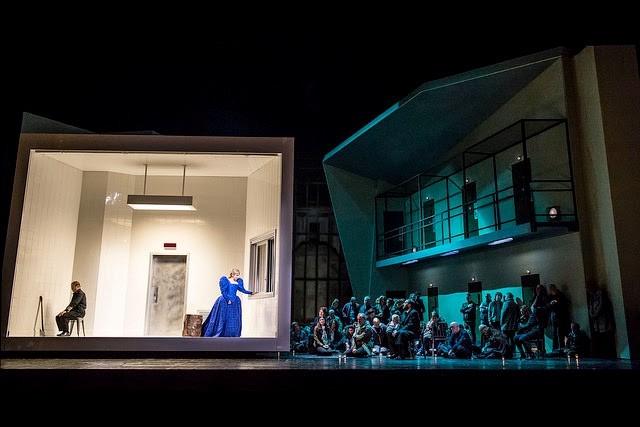 Sutilezas Poéticas en el Teatro Real