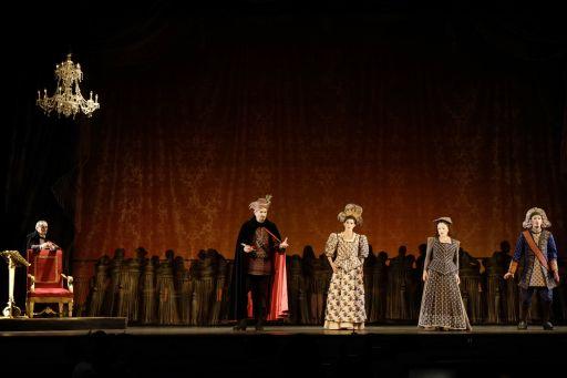 Orfeo y Euridice en el Teatro Real: Ópera bailada