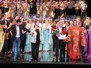 Turandot. Les Arts 15.6.2014. Foto.: Polícrates