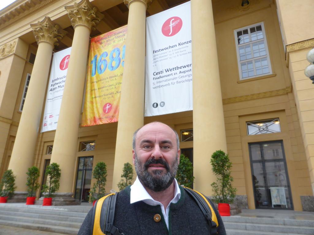 """Davide Livermore: """"Somos instrumentos para contar historias"""""""