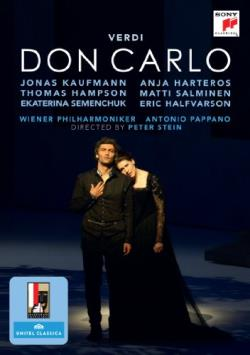 crítica dvd Verdi: Don Carlo. Kaufmann, Harteros, Pappano. SONY