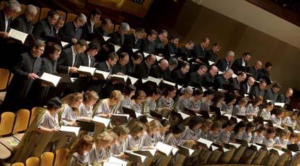 El caos de la huelga del Coro Nacional