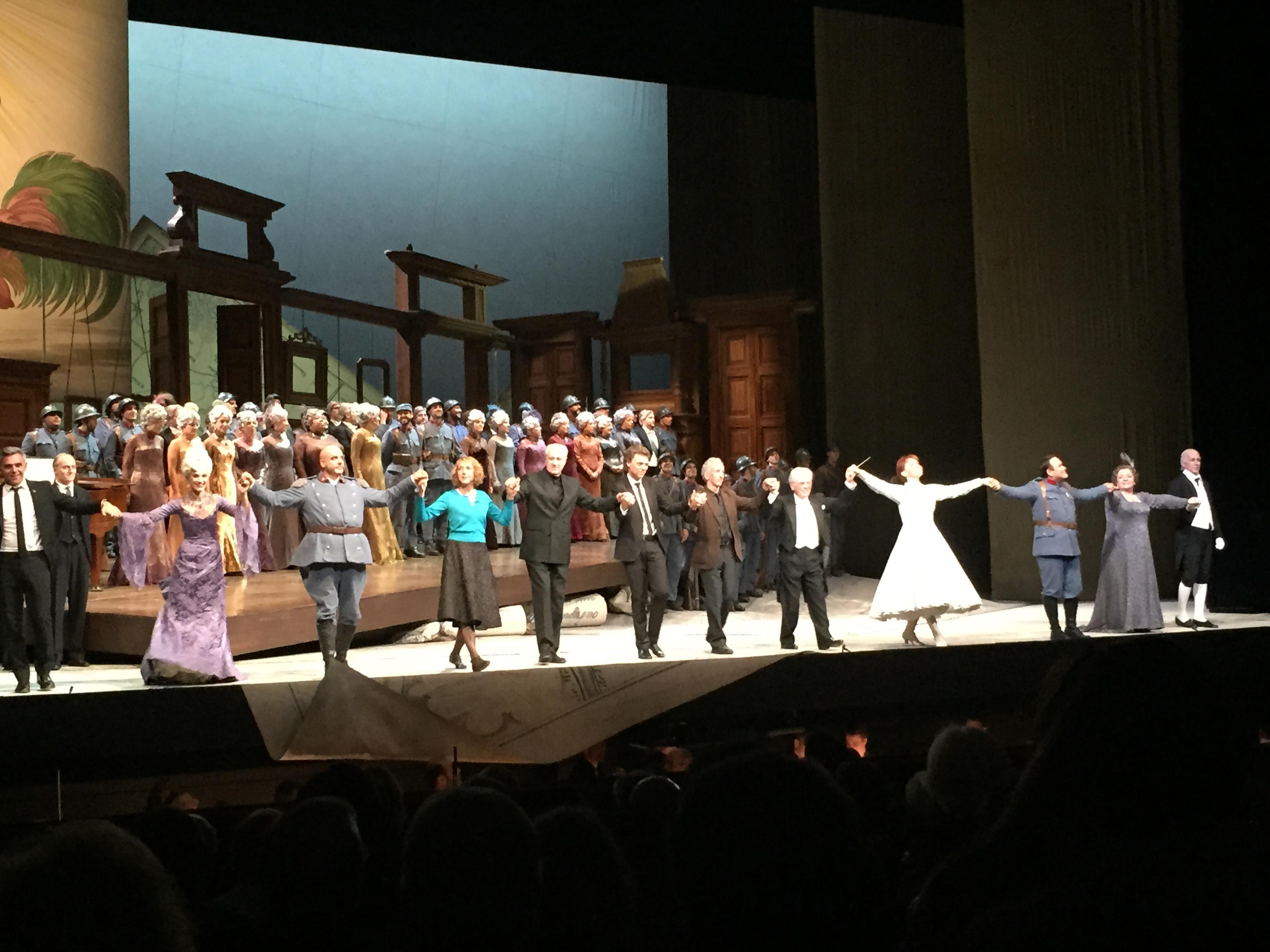 Liceo: Crítica dos repartos en La Traviata