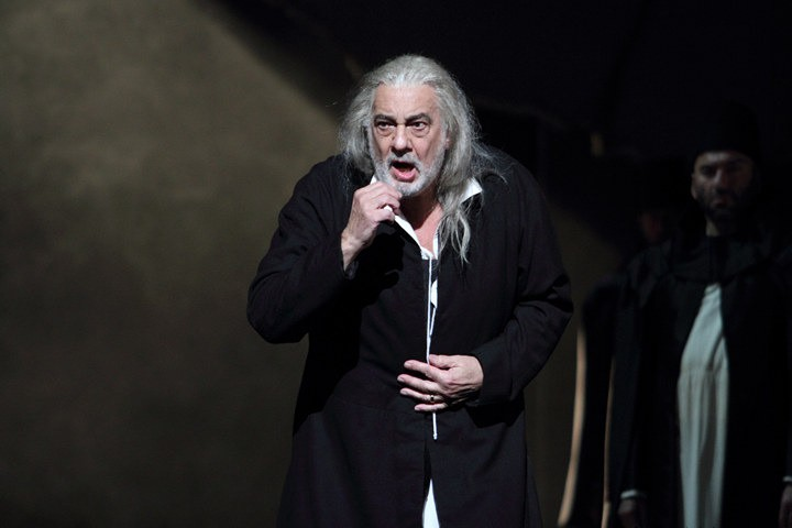 Martin Kusej se pone Idomeneo por montera en Londres