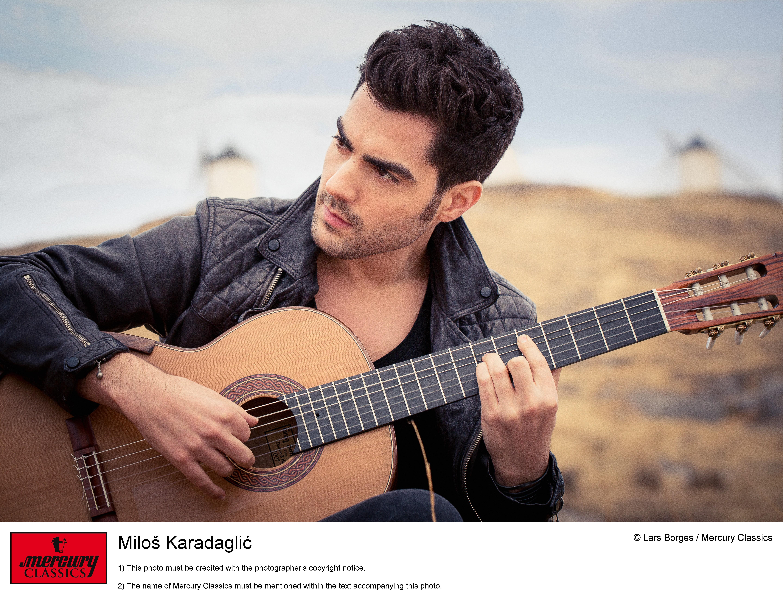 Miloš Karadaglić: