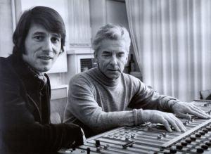 Jürgens con Karajan