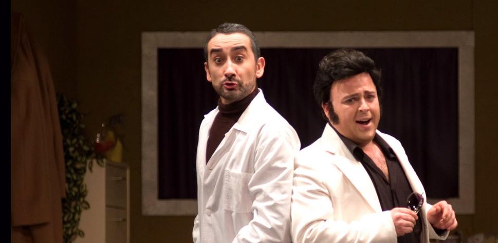 Teatro Campoamor: reparto definitivo para Il Barbiere