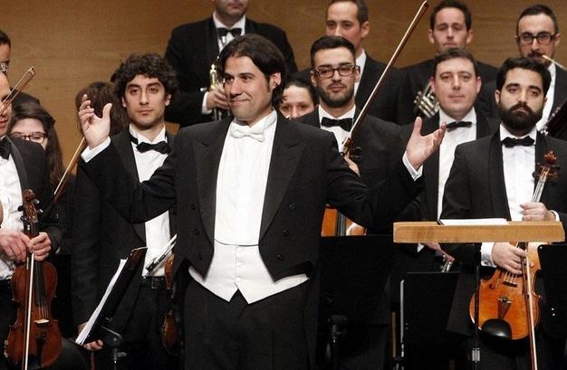 Nace la Orquesta Sinfónica de Bankia, bajo la dirección de José Sanchís